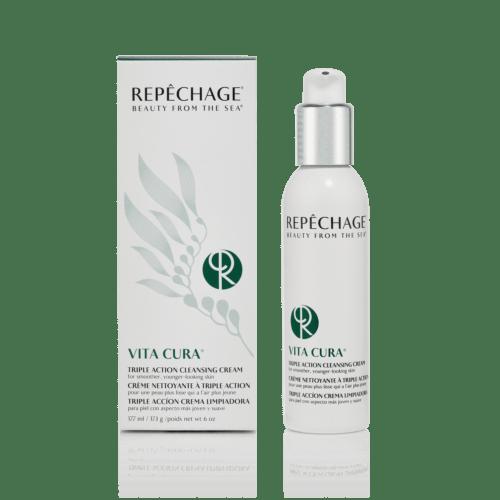 Vita Cura Triple Action Cleansing Cream